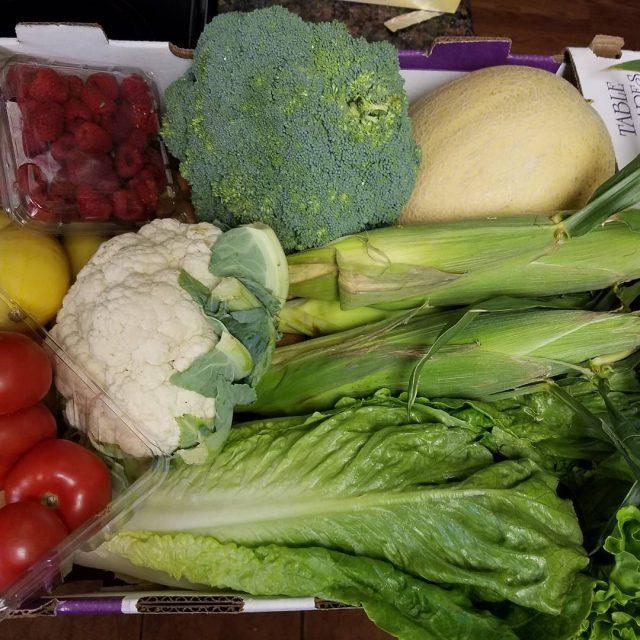 Csa veggies fitfam wwsisterhood wwfamily wwfam